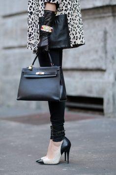 leopard + hermes.