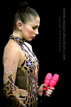 Daria Kondakova  We Love Rhythmic Gymnastics! SportSoleil RhythmicGymnasticStore.com