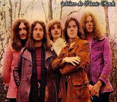 Muro do Classic Rock: Uriah Heep - Discografia.