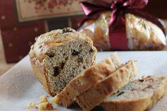Rum Raisin Nut Bread