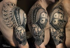 #warrior #hussar #tattoo
