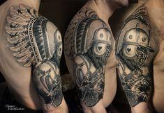 #warrior #hussar #tattoo