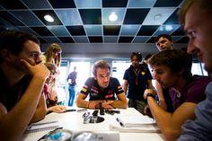 Formule 1 : Vergne se considère comme le meilleur choix pour Toro Rosso
