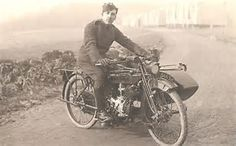 """WW1 Motorcycles"""