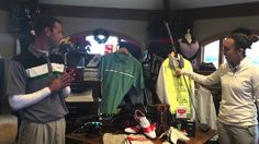 Marin Country Club PGA professionals Dave Wolert and Courtney Soekland talk about some possible gifts for the golfer in your life!
