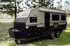 Off-Road Camper Trailer | BOX Camper Trailer | MDC Camper Trailers & Off Road Caravans