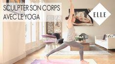 En sollicitant les muscles en profondeur et en les assouplissant, le yoga permet de se sculpter un corps ferme et longiligne. Suivez pas à pas le cours d'Hél...