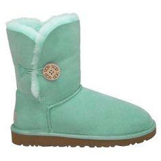 #5803 Bailey Button Ugg Boots Green