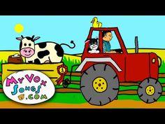 Old MacDonald Had a Farm - Nursery Rhymes & Childrens Songs - MyVoxSongs