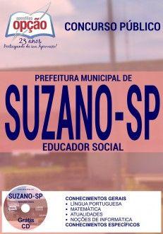 Promoção -  Apostila Concurso Prefeitura de Suzano - Diversos Cargos  #concursos Saiba como adquirir a sua http://apostilasdacris.com.br/apostila-concurso-prefeitura-de-suzano-diversos-cargos/