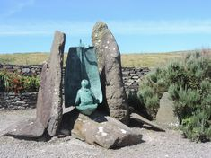 St Brendan The Navigator - Dingle - A Visitors Guide to the Dingle Peninsula (Corca Dhuibhne) in County Kerry, Ireland from Dingle Peninsula Tourism