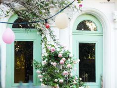 Quartier la cité des fleurs