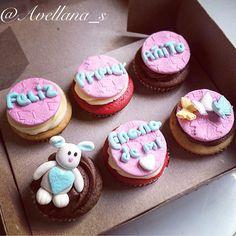 Cupcakes Baby Rabit
