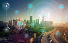 "Iot City Image ""What is the Internet Of Things"""