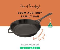 IN Sydney AUSTRALIAN MADE COOKWARE 24cm Frypan /& Lid Quality Five Ply Wall