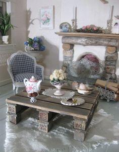 miniature room                                                                                                                                                      Plus
