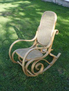 Bentwood Chair, Thonet Bentwood Chair, Bentwood Rocker, Bentwood Furniture,  Bentwood Rocking Chair, Nursery Decor,Cane Furniture, Chair