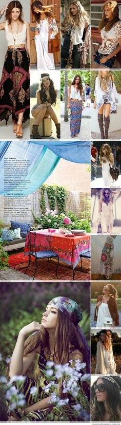 Bohemian Style -- Woodstock 1969 Fashion is HOT again in 2014 -- Epic Rights along with Perryscope Represents Woodstock for Branding and Licensing