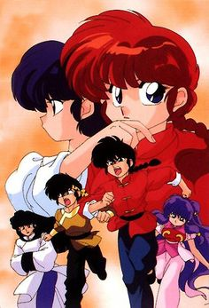 watch Ranma 1/2 english subbed-dubbed free