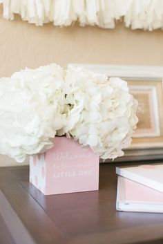 Photo Cube turned into Flower Vase | The TomKat Studio for Shutterfly