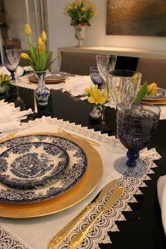 Michelle Table Decor   Decoração e Acessórios para MesaMichelle Table Decor   Decoração e Acessórios para Mesa