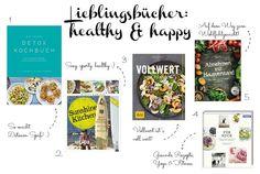 Lieblingsbücher, happyandhealthy, healthy, Kochbücher, Detox, Vollwert, gesund, gesundeernährung, healthydiet, sunshinekitchen, cookbooks