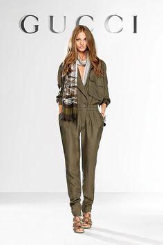 Gucci Resort 2011 Fashion Show - Charlotte di Calypso