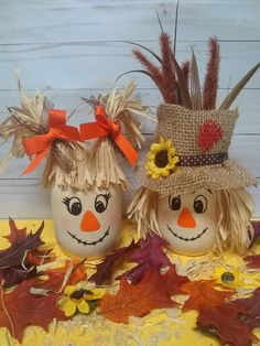 Thanksgiving Crafts, Thanksgiving Decorations, Fall Crafts, Diy Crafts For Kids, Holiday Crafts, Halloween Decorations, Halloween Party, Fall Halloween, Vintage Halloween