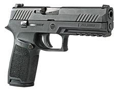 SIG-Sauer P320: U.S. Army Gets a New Gun | Range365