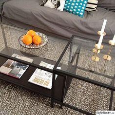 IKEA Osterreich Inspiration Wohnzimmer Sitzecke Couchtisch VITTSJO
