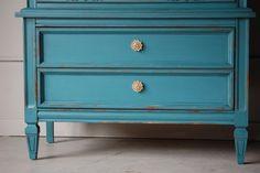 Cottage Blue Blog: Painted Furniture