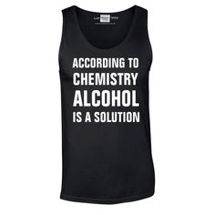 According To Chemistry Alcohol Is A Solution Vest