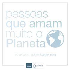 Nós <3 o nosso Planeta! E nossos produtos transmitem todo esse amor. Eles são produzidos em nossa fábrica sem poluir o meio ambiente, além de serem 100% orgânicos e veganos. Conheça a composição de cada um  http://www.useahimsa.com #diadoplanetaTerra #useahimsa #sejaahimsa #organicshoes #vegano