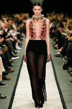 Givenchy | Fall 2014 Ready-to-Wear Collection | Style.com - KENDALL JENNER KILLING IT IN GIVENCHY SO PERFECT