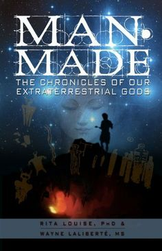 Man-Made: The Chronicles of Our Extraterrestrial Gods by Wayne Laliberte, http://www.amazon.com/dp/B00A7FJMDO/ref=cm_sw_r_pi_dp_K6kmtb1FFGSA1