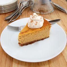 about Pumpkin Cheesecakes on Pinterest | Pumpkin cheesecake, Pumpkin ...