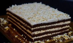 Krispie Treats, Rice Krispies, Romanian Desserts, Creme Caramel, Vanilla Cake, Tiramisu, Sweets, Cooking, Healthy