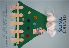 shavuot preschool projects