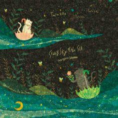Starry Sky of the SEA. by むうめぐ   CREATORS BANK http://creatorsbank.com/sorahana/works/306530