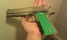 1911 Lego Tactical gripsLoading that magazine is a pain! Get your Magazine speedloader today! http://www.amazon.com/shops/raeind