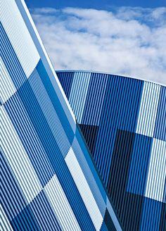 moussafir architectes: la luciole concert hall, france