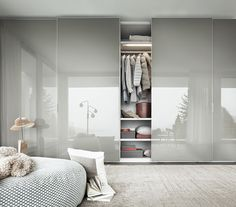 Made to measure wardrobe is the modular system that offers maximum freedom of construction due to the wide range of modules available and the ability to..