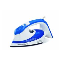 Morphy Richards 300603 TurboSteam Ionic Steam Iron, 2200 W - Blue/White No description (Barcode EAN = 5055295746954). http://www.comparestoreprices.co.uk/december-2016-6/morphy-richards-300603-turbosteam-ionic-steam-iron-2200-w--blue-white.asp