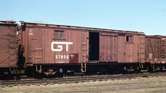GT 57856 Tool Car  Grand Trunk Railway Series:  Builder:  Acquired:  History…