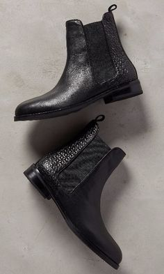 Liebeskind Woven Chelsea Boots