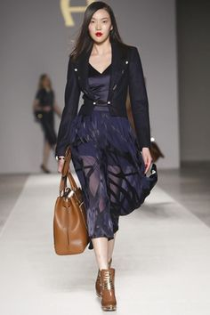 Aigner Ready To Wear Fall Winter 2014 Milan - NOWFASHION