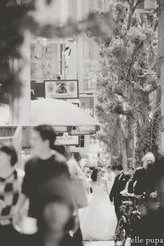こだわりの場所での前撮り【神戸編】 |*elle pupa blog*