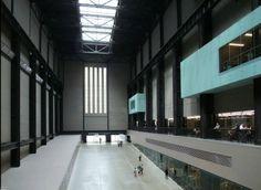 Tate Modern, interior