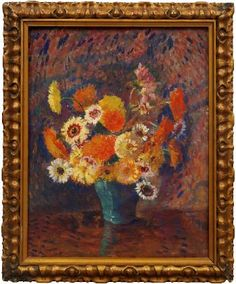 Bright Flowers by James Bolivar Manson | Blouin Art Sales Index