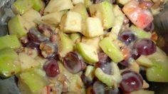 theArtisticFarmer: Crunchy Apple & Grape Salad